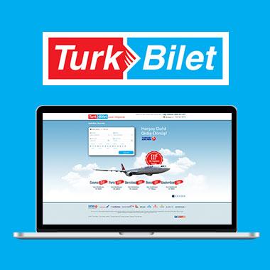 uçak bilet sitesi web tasarım turk bilet