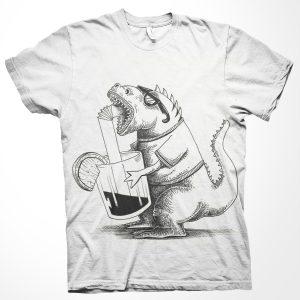 dino tshirt tasarım özel tasarım emre alkaç mert aydın ankara özel tasarım ürünleri