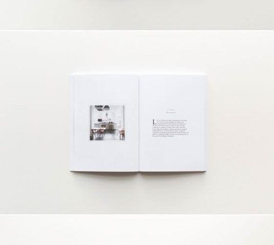 katalog portfolyo tasarım
