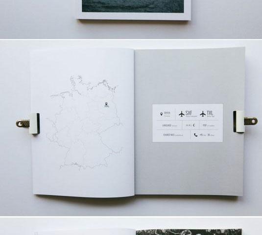 kişisel portfolio tasarım örnekleri