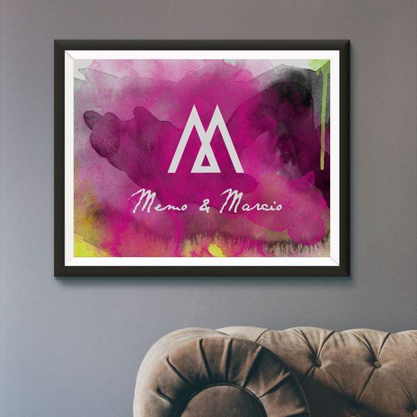 mm poster album poster özel tasarım tablo afiş emre alkaç