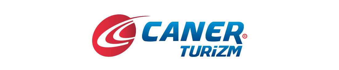 turizm acente logo tasarım caner turizm ayakizi turizm