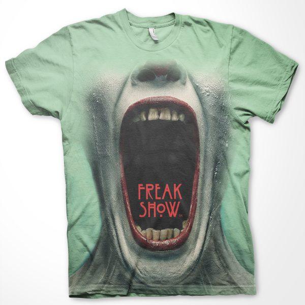 american horror story freak show tshirt