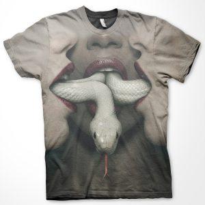 american horror story snake coven tshirt