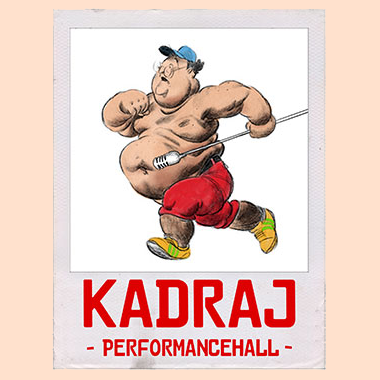 kadraj pub bar performance hall logo tasarım