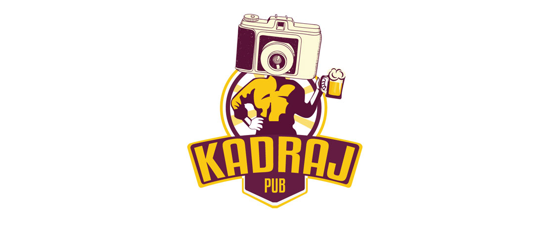 beer house logo design pub bar logo tasarım