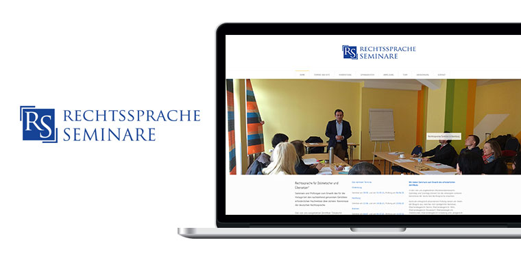 rechtssprache seminare web design germany