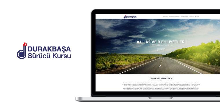 sürücü kursu web site tasarımı