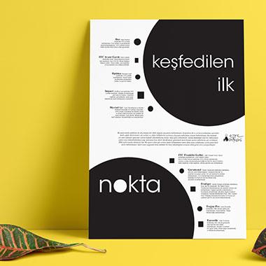 tipografi poster tasarım emre alkaç