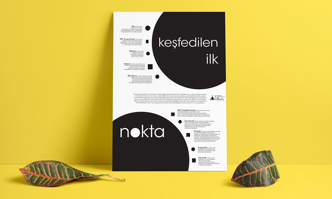 tipografik poster tasarımı