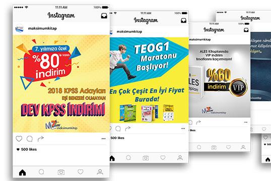instagram reklam tasarım sosyal medya