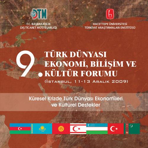 türk dünyası ekonomi bilişim ve kültür forumu kitap tasarımı