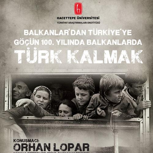 balkanlarda türk kalmak afiş emre alkaç