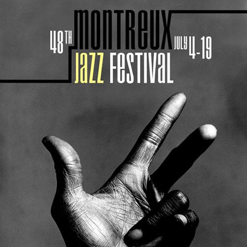 montreux jazz poster design