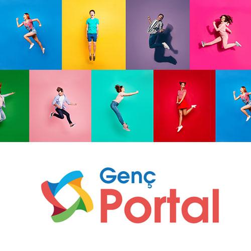 genç portal logo