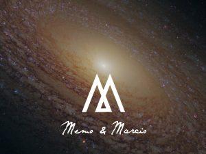 mm logo album cover design
