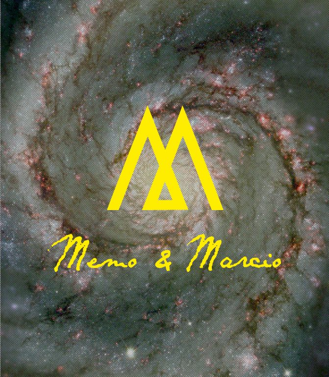 mm logo album cover design space