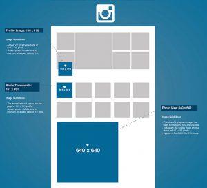2016 instagram görsel paylaşım ölçüleri instagram banner ölçüleri instagram logo boyutları Social Media emre alkaç