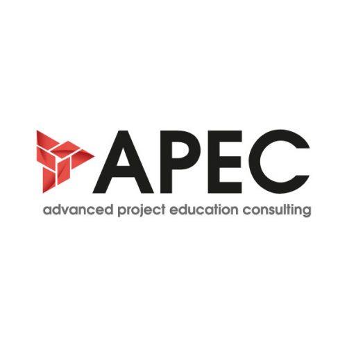 apec danışmanlık kurumsal logo