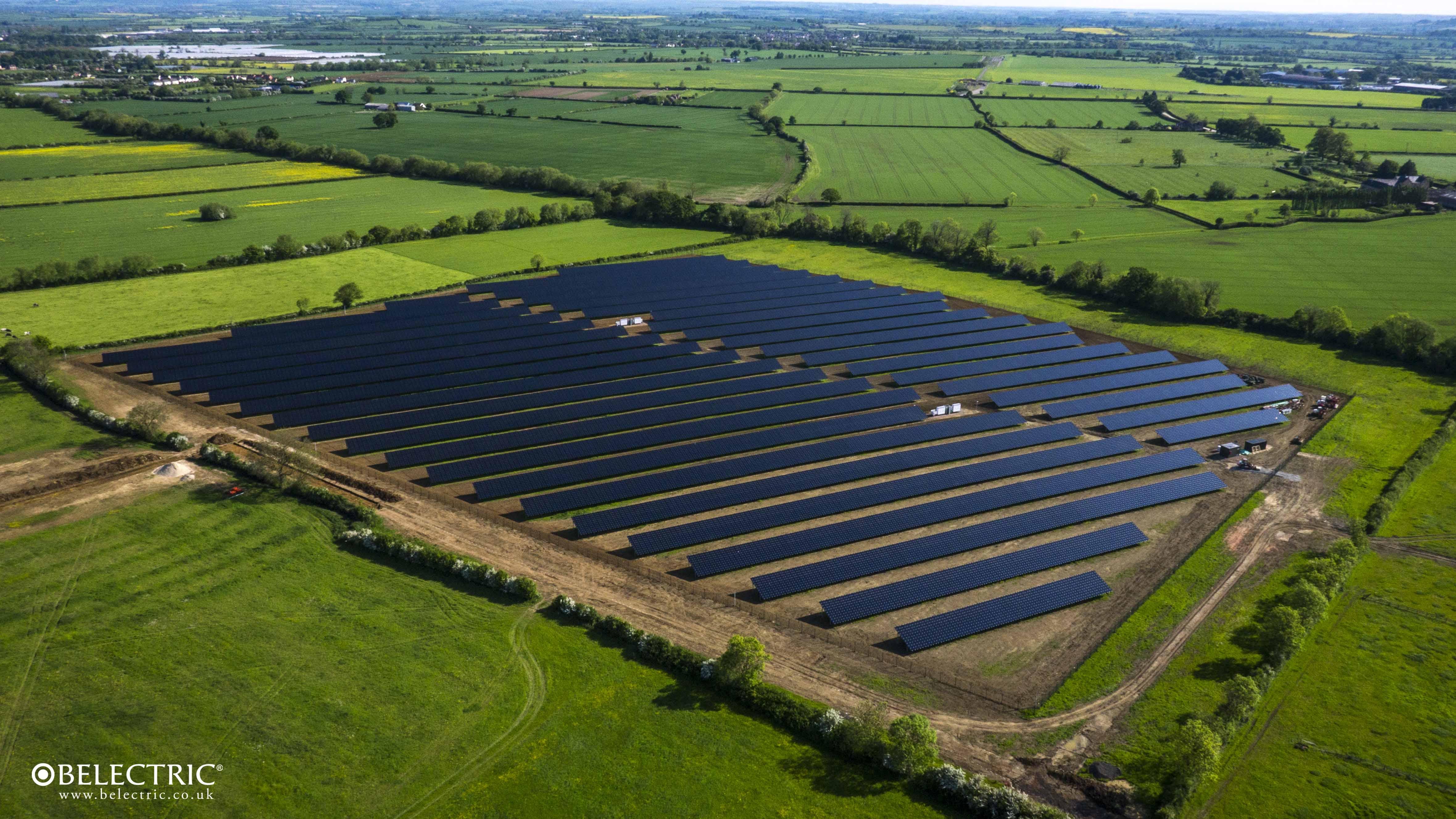 solar farm gunes enerjisi