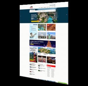 turizm acente web site tasarımı ayakizi turizm ves turizm