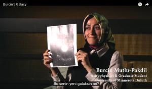 burçin mutlu pakdil yeni galaksi keşfi türk galaksi keşfetti uzay yazısı uzay bilimi astrofizik