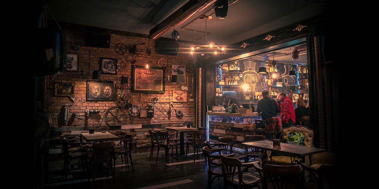 mekan tasarımı irish pub tasarım bar tasarımı mekan çizimi