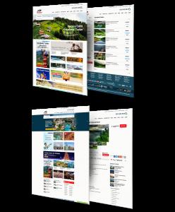 turizm acente web site tasarımı turizm sitesi tasarımı
