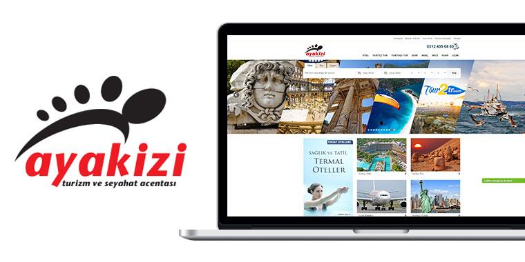 turizm acente web site tasarımı