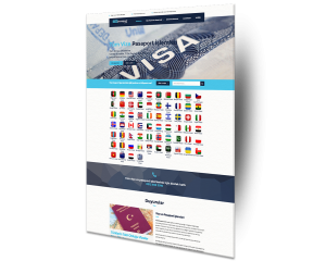vize pasaport web sitesi tasarımı emre alkaç