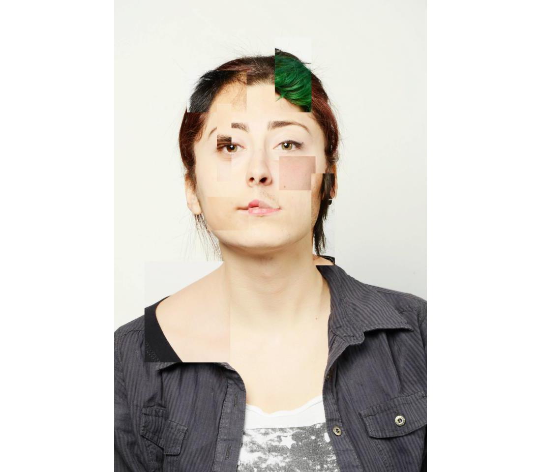 different face portrait