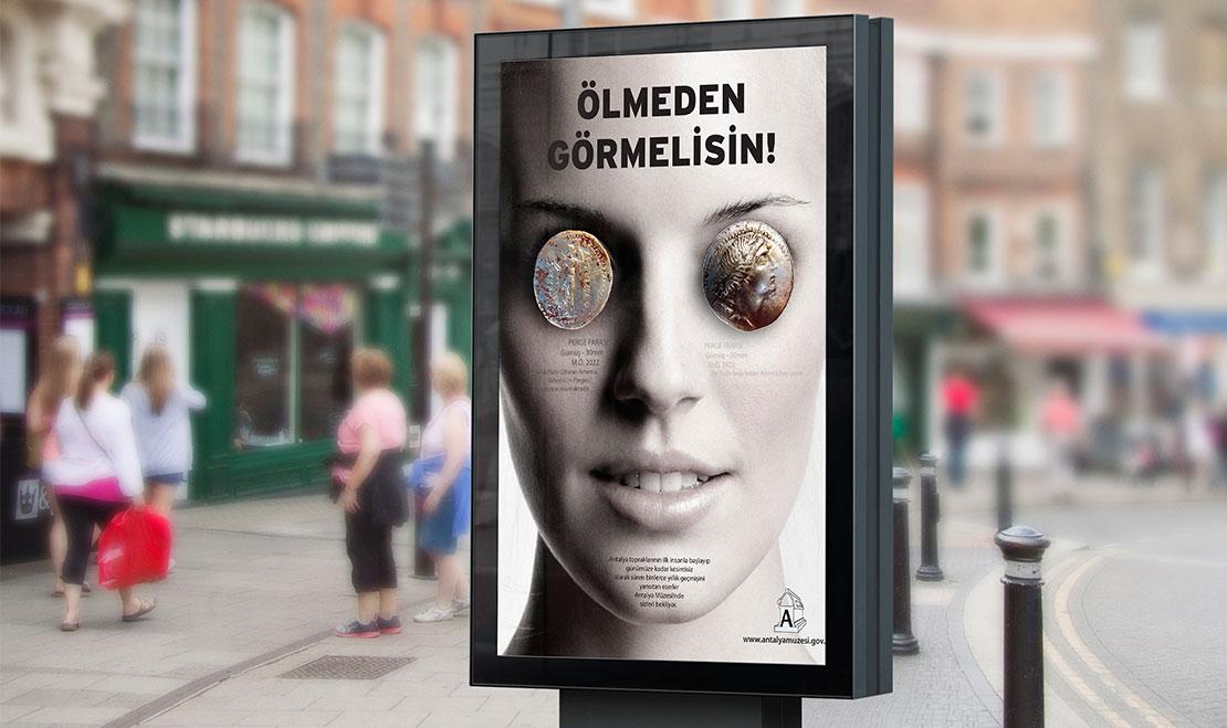 müze afişleri tasarımı