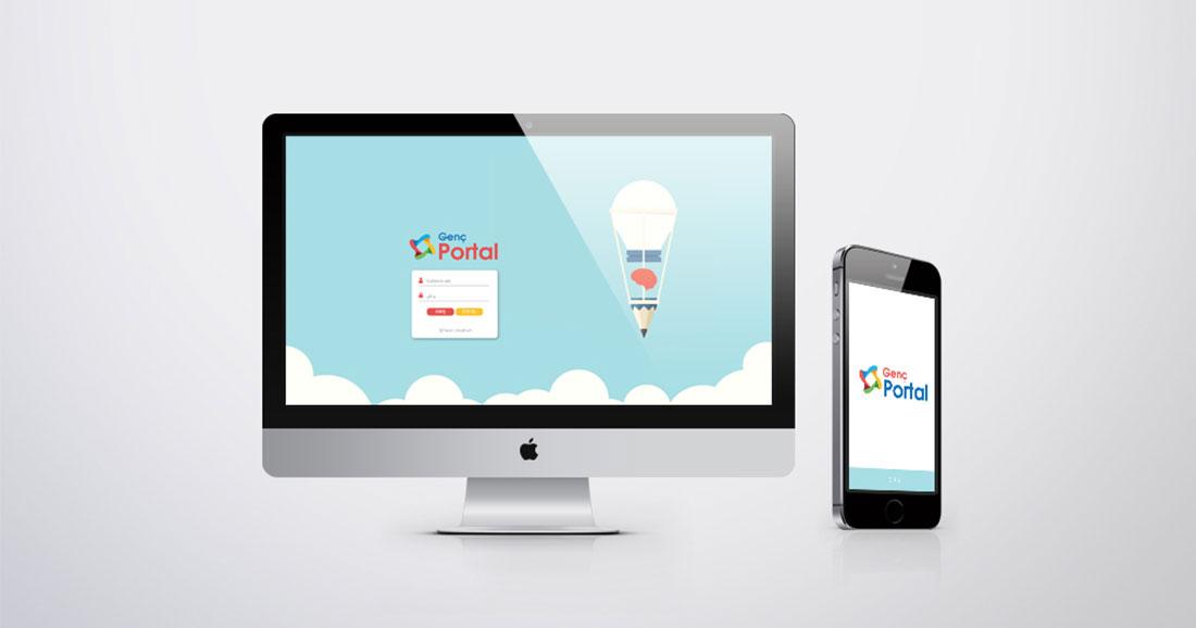 portal web tasarım örnekleri