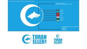 turan bayrağı türk bayrağı göktürk bayrağı turancılık wallpaper turan ülkü türk wallpaper