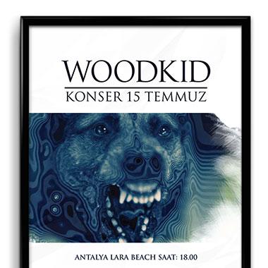 woodkid poster design