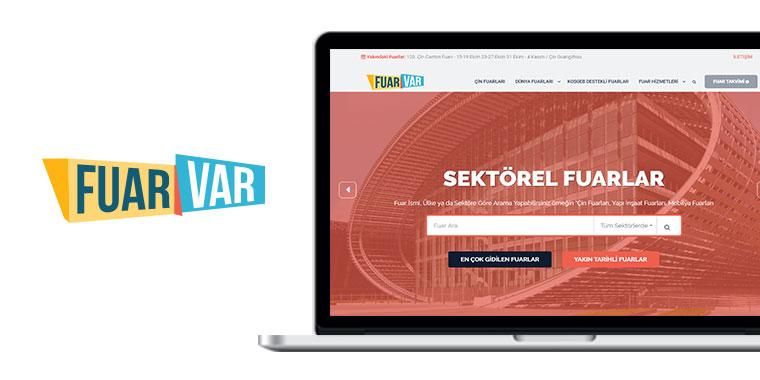 fuar web site tasarımı