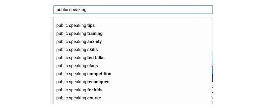 youtube anahtar kelime araştırması