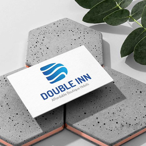 double inn hotels logo emre alkac