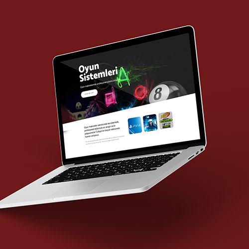 dragon oyun web tasarım