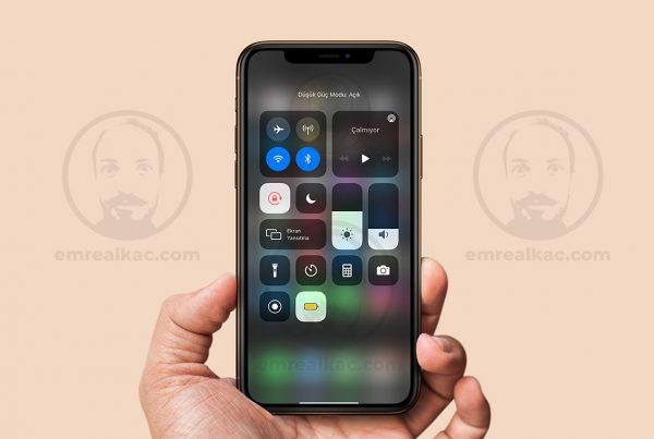iphone şarjını uzun kullanma ipuçları