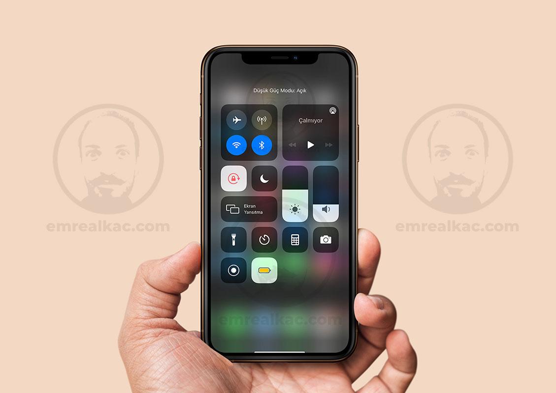 iPhone Şarjını Uzun Kullanma İpuçları