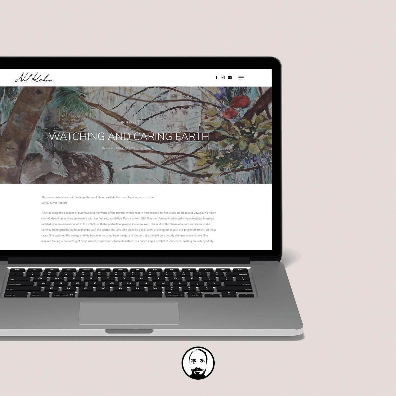 nil köken web tasarım